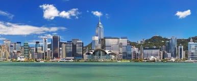 Puerto de Hong-Kong fotografía de archivo libre de regalías