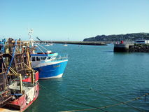 Puerto de Howth Fotos de archivo