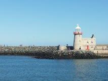 Puerto de Howth Foto de archivo