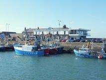 Puerto de Howth Imagen de archivo
