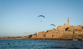 Puerto de Israel Jaffa Fotografía de archivo libre de regalías