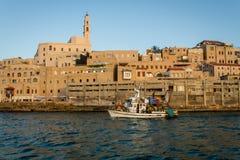 Puerto de Israel Jaffa Imágenes de archivo libres de regalías