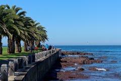 Puerto de Kiama Fotografía de archivo libre de regalías