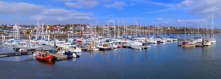 Puerto de Kinsale Imágenes de archivo libres de regalías