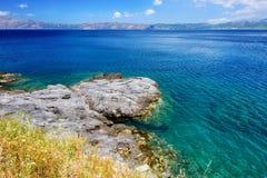 Puerto de Kissamos, Creta, Grecia Foto de archivo