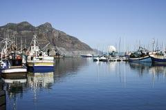 Puerto de la bahía de Hout Imágenes de archivo libres de regalías