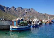 Puerto de la bahía de Hout Imagen de archivo libre de regalías