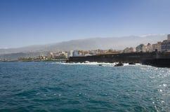 Puerto de la Cruz stock foto