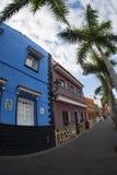 Puerto de la Cruz Photographie stock libre de droits