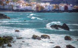 Puerto de la Cruz Photo libre de droits