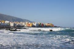 Puerto de la Cruz Royalty Free Stock Images