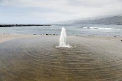 Puerto de la Cruz Royalty Free Stock Photo