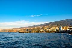 Puerto de la Cruz, Santa Cruz de Tenerife fotos de stock royalty free