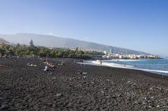 Puerto de la Cruz Stock Photography