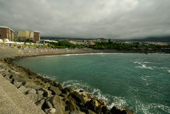 Puerto de la Cruz. Tenerife island, Canaries Stock Photo