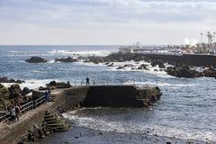 Puerto de la Cruz Royalty Free Stock Image