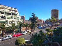 Puerto de la Cruz, Tenerife Royalty Free Stock Photo