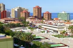Puerto de la Cruz Stock Photos
