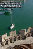 Puerto de La Rochelle fotografía de archivo libre de regalías