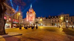 Puerto de La Rochelle Imagen de archivo libre de regalías