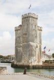 Puerto de La Rochelle, Francia Fotos de archivo libres de regalías