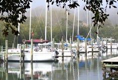 Puerto de la seguridad, la Florida Foto de archivo libre de regalías