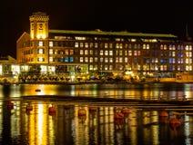 Puerto de Lapinniemi Imagenes de archivo