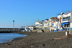 Puerto de las Nieves Image libre de droits