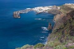 Puerto De Las Nieves obraz stock