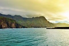 Puerto de las Nieves Royalty Free Stock Images