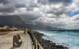 Puerto de las Nieves, Gran Canaria Royalty Free Stock Images