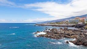 Puerto De Los Angeles Cruz Zdjęcie Royalty Free