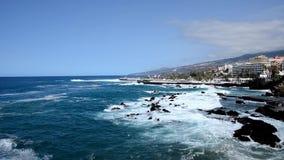 Puerto De Los angeles Cruz, Tenerife Zdjęcia Royalty Free