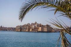 Puerto de Malta Fotografía de archivo