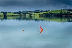 Puerto de Mangonui, Nueva Zelanda foto de archivo libre de regalías