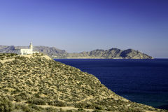 Puerto de Mazarron, Murcia, Spanien Lizenzfreie Stockfotos