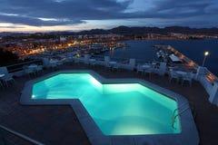 Puerto de Mazarron, Spain Stock Image