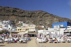 Puerto de Mogán, Gran Canaria Imágenes de archivo libres de regalías
