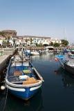 Puerto de Mogán, Gran Canaria image stock