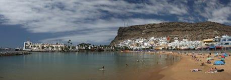 Puerto DE Mogan Stock Foto