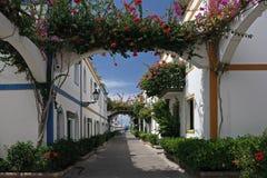Puerto de Mogan Royalty Free Stock Photography