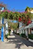 Puerto DE Mogan royalty-vrije stock afbeeldingen