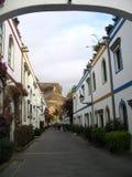 Puerto DE Mogan Royalty-vrije Stock Foto's