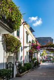 Puerto de Mogan, a beautiful, romantic town on Gran Canaria, Spain royalty free stock photos