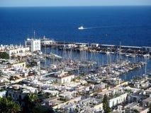 Puerto DE Mogan, Gran Canaria royalty-vrije stock afbeelding