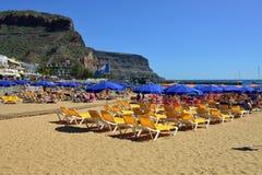 Puerto DE Mogan, Gran Canaria royalty-vrije stock foto