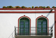 Puerto de Mogan, Gran Canaria Royalty Free Stock Photo