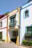 Puerto de Mogan, Gran Canaria Stock Images