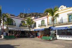 Puerto de Mogan Stock Photos