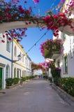 Puerto de Mogan Stock Image